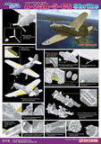 Cyber-Hobby Aircraft 1/72 A25A5CS Shrike USAF Fighter Kit