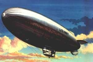 Glencoe Aircraft 1/330 US Navy Blimp Kit