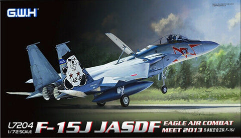 Lion Roar Aircraft 1/72 JASDF F15J Eagle Air Combat Meet 2013 Fighter Kit