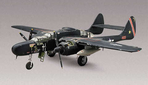 Revell-Monogram Aircraft 1/48 P61 Black Widow Aircraft Kit