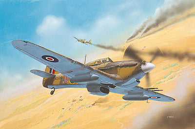 Revell Germany Aircraft 1/72 Hawker Hurricane Mk II C Aircraft Kit