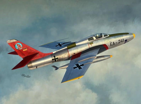 Sword Aircraft 1/72 RF84F Thunderflash Aircraft Kit