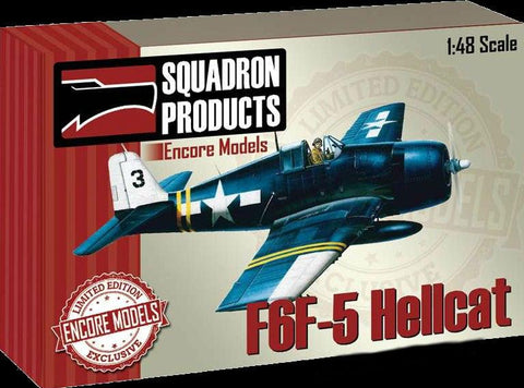 Encore Models 1/48 F6F-5 Hellcat Kit