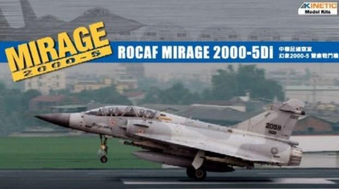 Kinetic Aircraft 1/48 2000D-5i ROCAF Mirage Kit