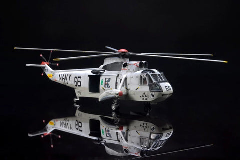 AFV Club Aircraft 1/144 SH3A/D Sea King Helicopter (2) Kit