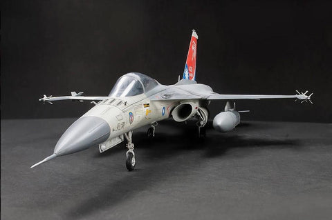 AFV Club Aircraft 1/48 F-CK-1C Ching-Kuo IDF (Indigenous Defense) Taiwan AF Fighter Kit