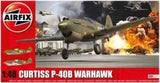 Airfix 1/48 Curtiss P40B Fighter Kit