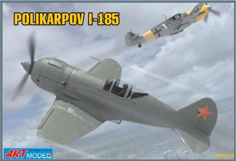 Art Model Aircraft 1/72 Polikarpov I185 Soviet Fighter Kit