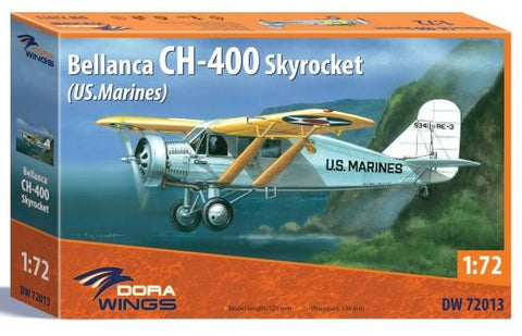 Dora Wings 1/72 Bellanca CH400 Skyrocket Aircraft Kit