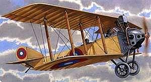 Emhar Aircraft 1/72 WWI Anatra Anasal DS Russian Biplane Kit