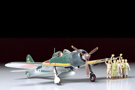 Tamiya Aircraft 1/48 A6M5C Type 52 Fighter Kit