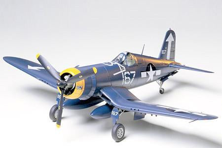 Tamiya Aircraft 1/48 F4U1D Corsair Aircraft Kit