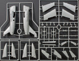 Kinetic 1/48 AMX Ground Attack Aircraft Kit