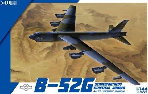 Lion Roar Aircraft 1/144 B52G Stratofortress Strategic Bomber Kit