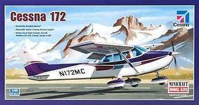 Minicraft Models Clearance Sale 1/48 Cessna 172 W/fixed gear Kit