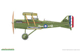 Eduard 1/48 Royal Class: SE5a Fighter Ltd. Edition Combo Kit