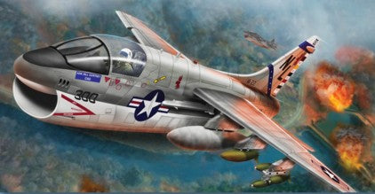 Revell-Monogram Aircraft 1/48 A7A Corsair II USN Fighter Kit