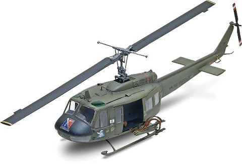 Revell-Monogram Aircraft 1/32 UH1D Huey Gunship Helicopter Kit
