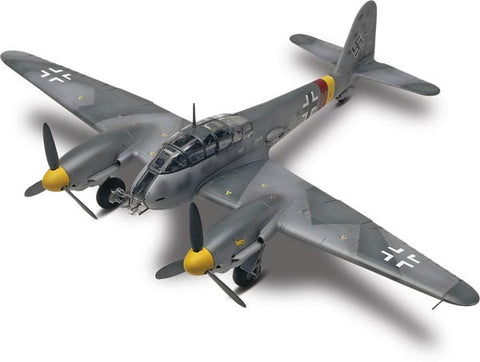 Revell-Monogram Aircraft 1/48 Messerschmitt Me410B6/R2 Fighter/Bomber Kit