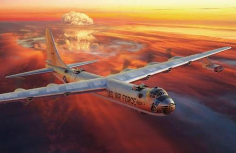 Roden Aircraft 1/144 Convair B36D Peacemaker USAF Heavy Bomber Kit
