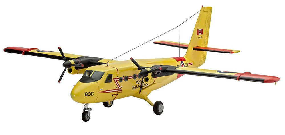 Revell Germany Aircraft 1/72 DHC6 Twin Otter Aircraft Kit