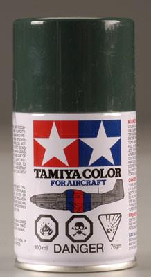Tamiya AS Dark Green (IJN) Aircraft Lacquer Spray