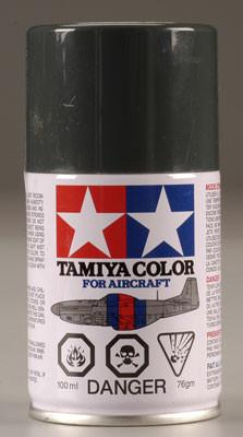 Tamiya AS Gray Green (Luftwaffe) Aircraft Lacquer Spray