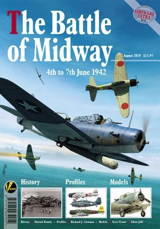 Valiant Wings - Airframe Extra 10: The Battle of Midway 4th to 7th June 1942
