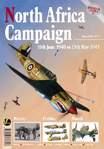 Valiant Wings - Airframe Extra 9: North Africa Campaign June 10, 1940 to May 13, 1943