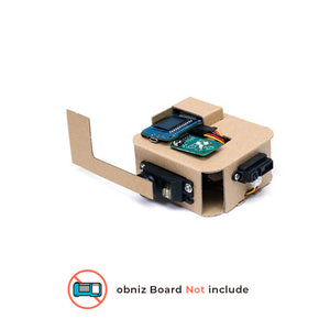 obniz IoT Home Kit (obniz Board is not included)