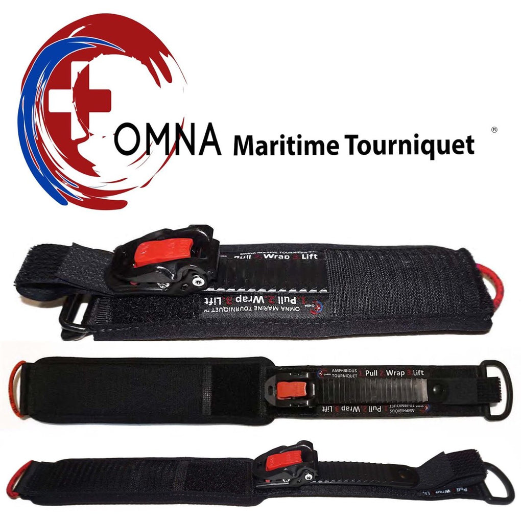 Omna marine tourniquet - Spear Gods