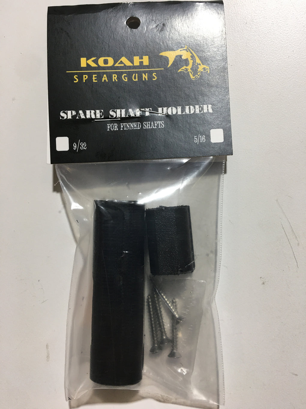 Koah Spare Shaft Holder( Front/Rear) - Spear Gods
