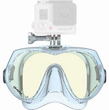 XS Foto GoPro Frameless Diving Mask - Spear Gods