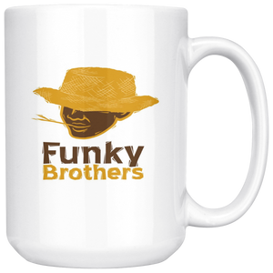 Open image in slideshow, Funky Brothers Mug