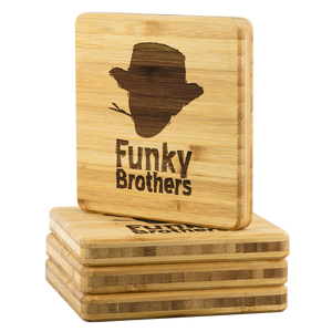 Funky Brothers Coasters