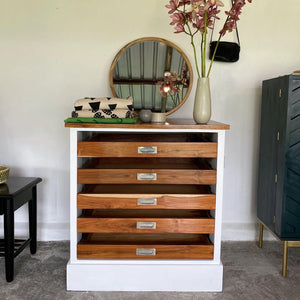 The Mbura Drawer Chest