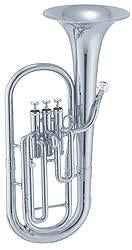 Musical Instruments & Gear Jupiter Jal 456 Tenor Horn