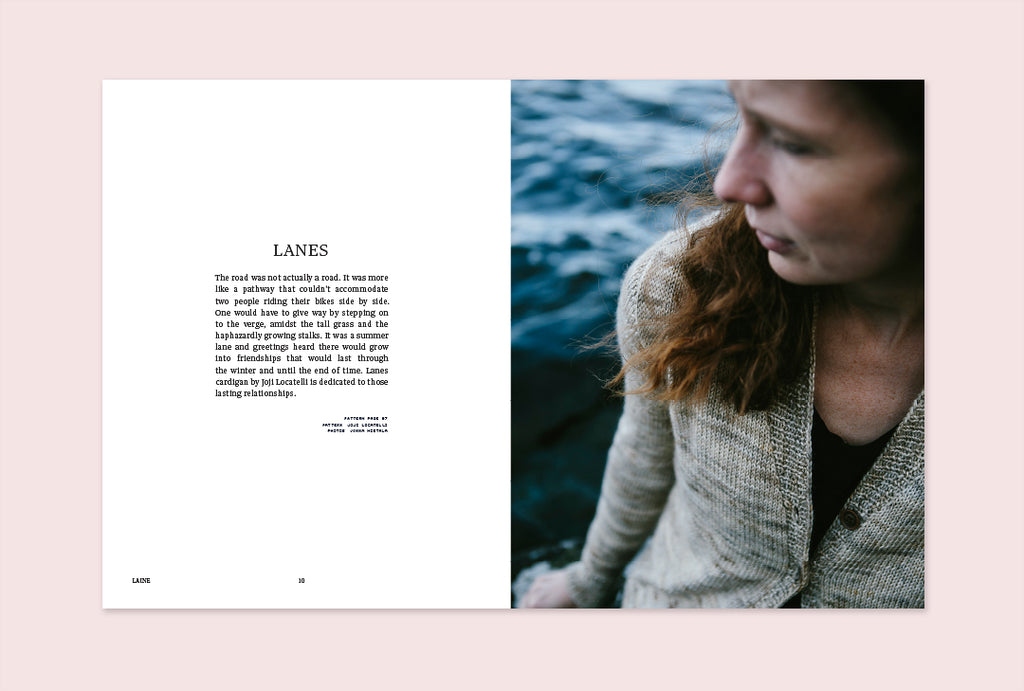 Laine  - ONE (autumn/winter 2016)