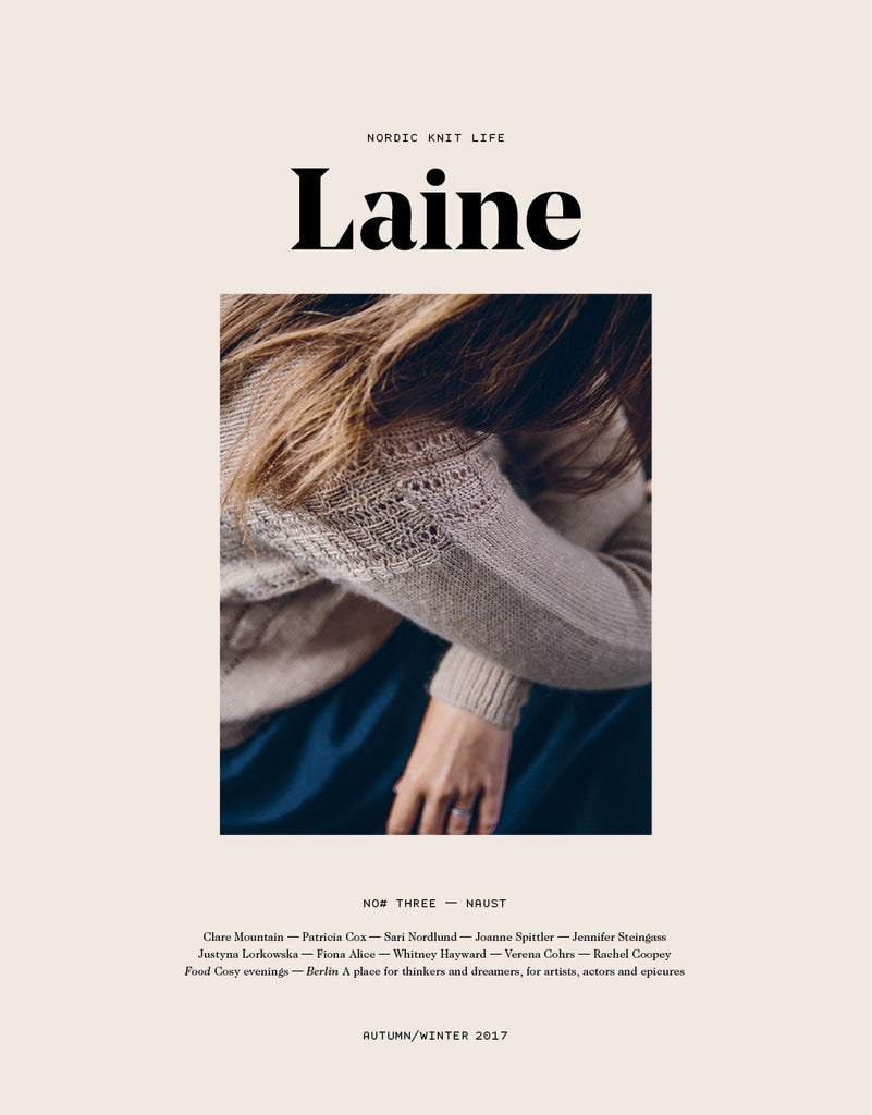 Laine - THREE (autumn/winter 2017)