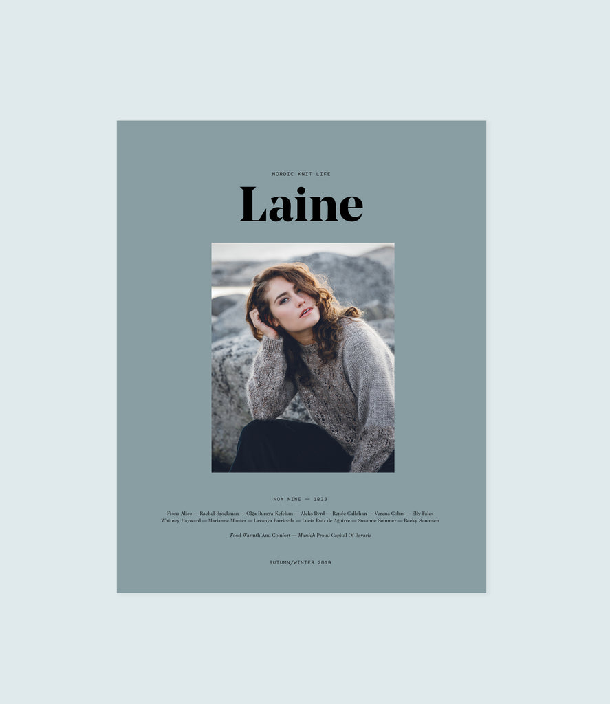 Laine - NINE (Autumn/Winter 2019) PREORDER