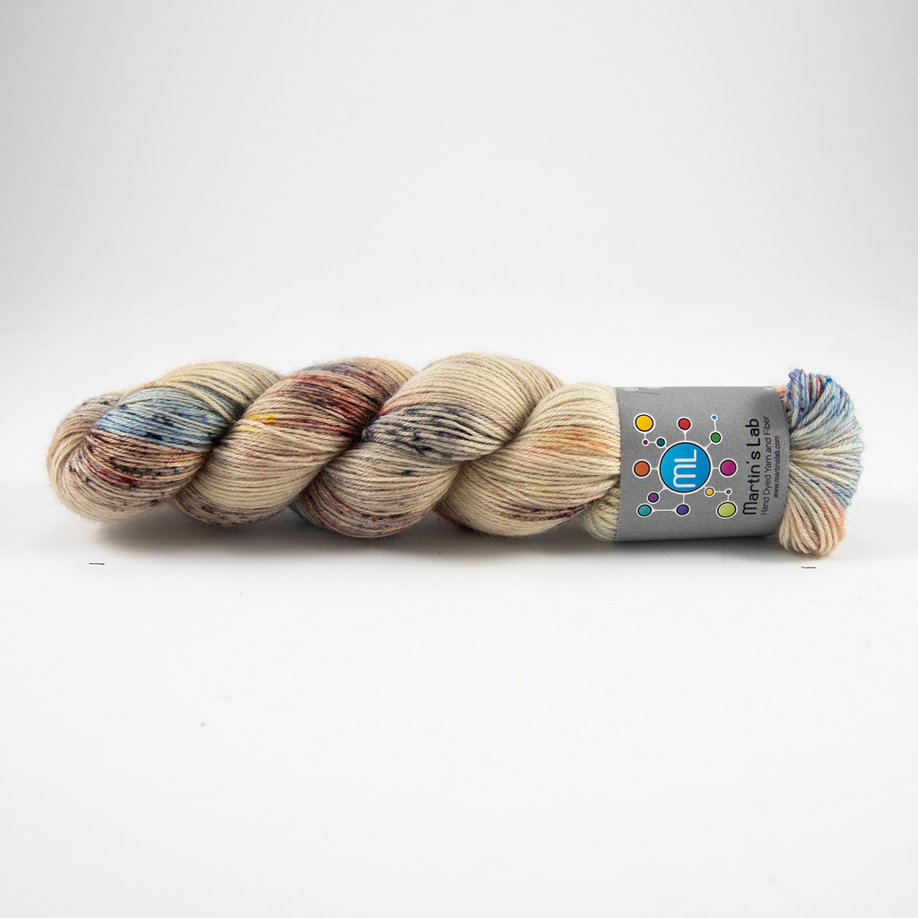 BFL Soft Sock - Winter Hare