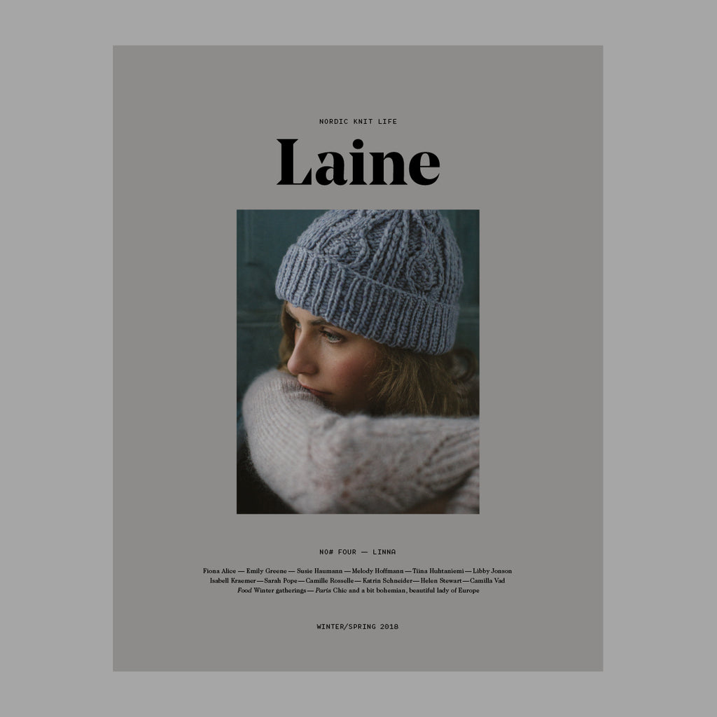 Laine - FOUR (winter/spring 2018)