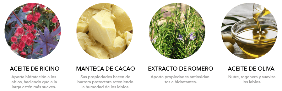 ingredientes pintalabios mate saigu