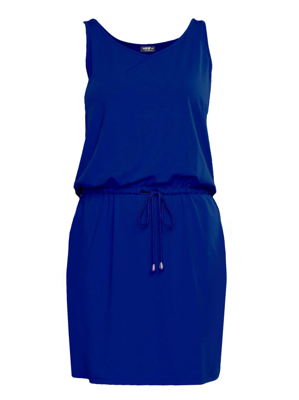 Amy drawstring pocket dress
