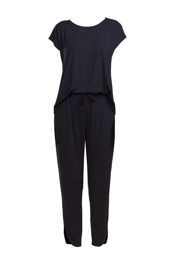 Andie open-back casual jumpsuit