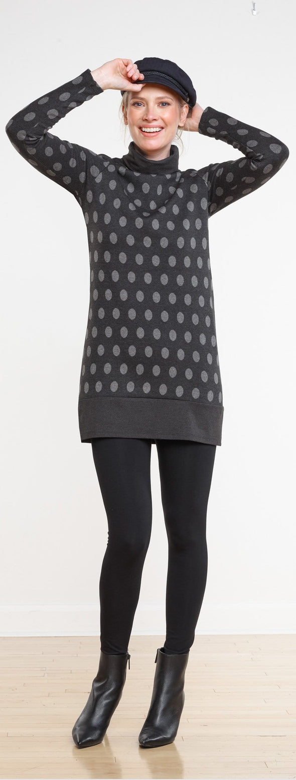 Baily turtleneck tunic