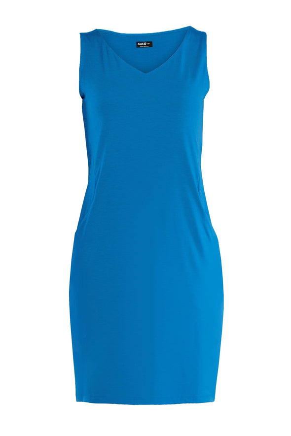 Beth curved pocket dress - FINAL SALE
