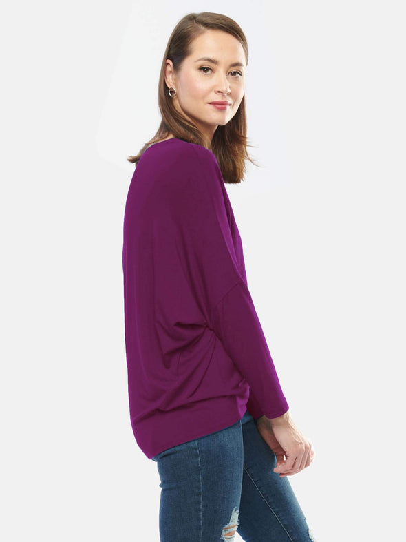 Cami dolman sleeve top