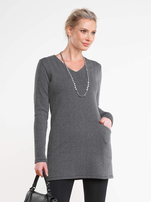 Dottie sideseam pocket tunic