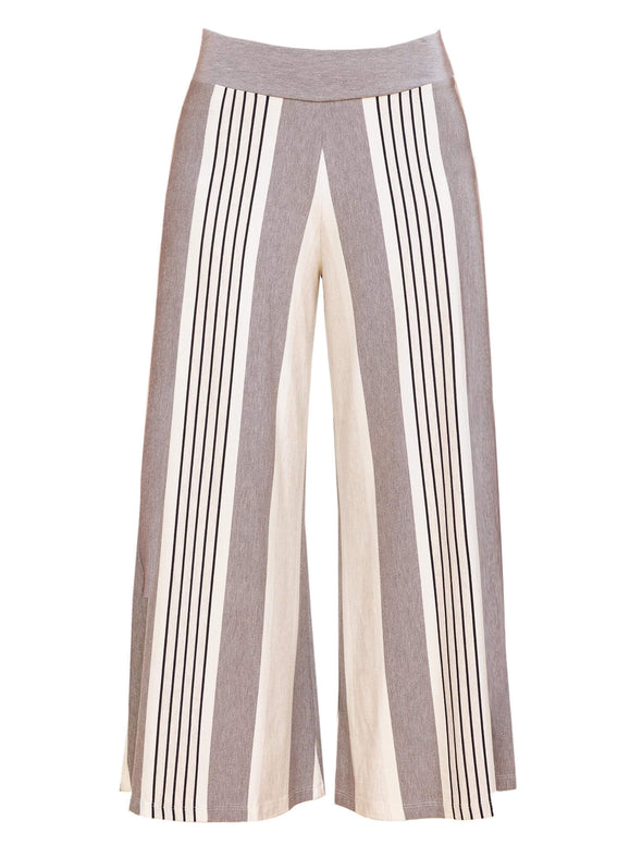 Ezra wide leg capri/culotte [Slightly flawed]